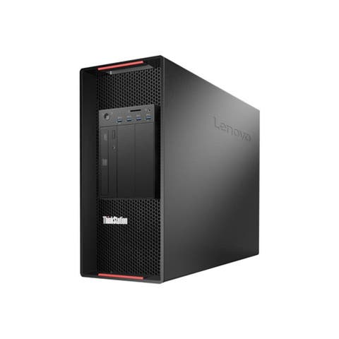Lenovo ThinkStation P920 30BC0019US Workstation - 1 x Xeon Gold 5118 - 16 GB RAM - 512 GB SSD