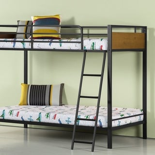 Priage by Zinus Hybrid Bunk bed