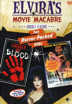 Elvira's Movie Macabre Double Feature (DVD)