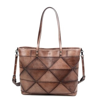 Old Trend Prism Tote Bag