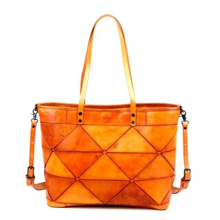Old Trend Prism Tote Bag