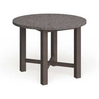 Carbon Loft Julia Concrete Round Dining Table