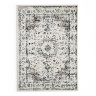 Maison Rouge Oryan Traditional Persian Vintage Fancy Rug - 8' x 10'