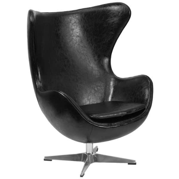 Stupendous Shop Strick Bolton Ono Tilt Lock Egg Chair On Sale Ibusinesslaw Wood Chair Design Ideas Ibusinesslaworg