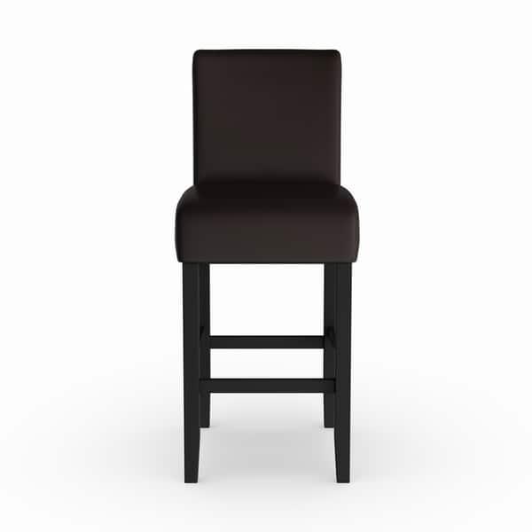 Amazing Shop Citylight 25 Inch Faux Leather Counter Height Barstool Creativecarmelina Interior Chair Design Creativecarmelinacom