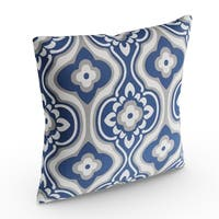 Havenside Home Dataw 18-inch Throw Pillow Shell