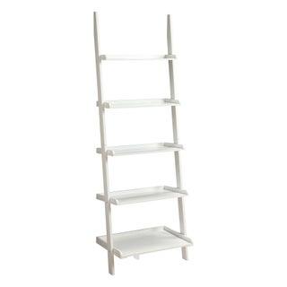 Laurel Creek Charley Wooden Bookshelf Ladder (3 options available)