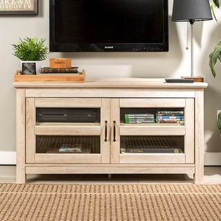 Copper Grove Macaulay 44-inch Wood TV Stand and Storage Console