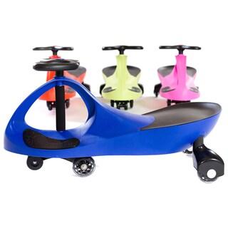 Rolling Coaster Children's Ride-on Car (Option: Bullet Blue)