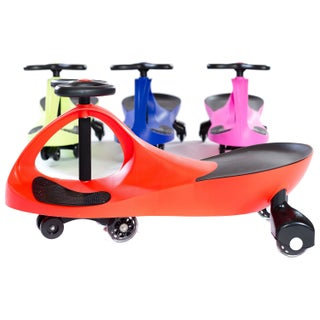 Rolling Coaster Children's Ride-on Car (Option: Red)