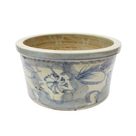 Handmade Silla Twisted Flower Pot Planter