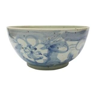 Handmade Silla Twisted Flower Decorative Bowl