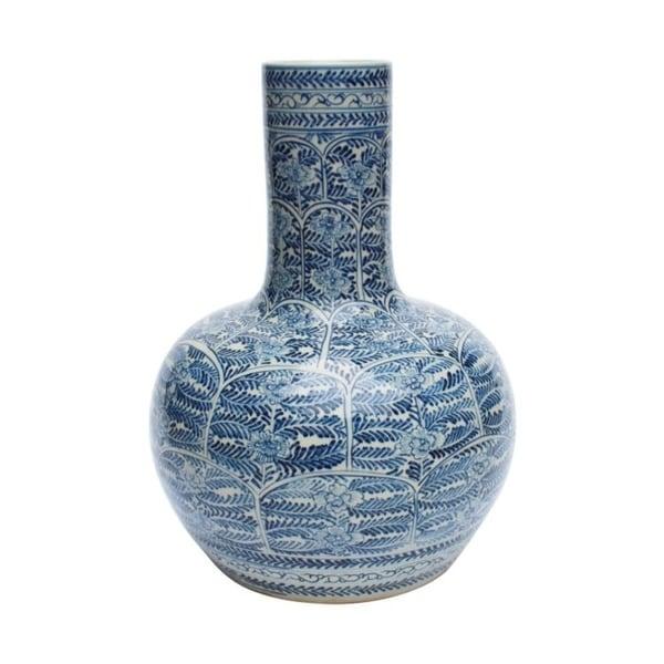 Handmade Blossom Globular Vase