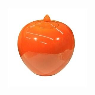 Melon Decorative Jar