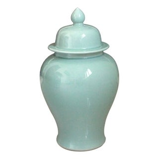 Temple Decorative Jar