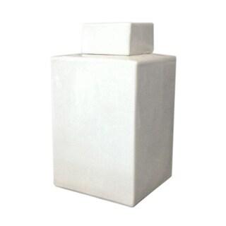 Square Tea Jar