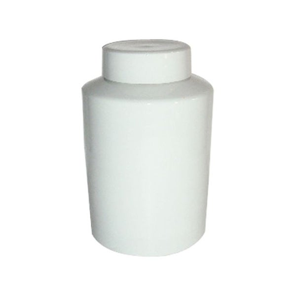 Handmade Round Tea Jar