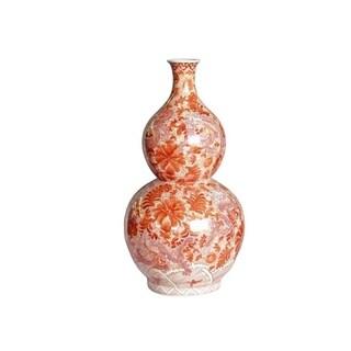 Dragon Gourd Floor Vase