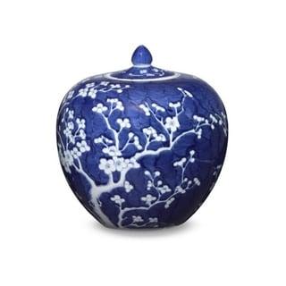Handmade Plum Melon Jar