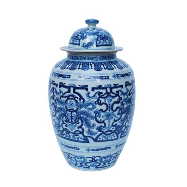 Handmade Grass Dragon Heaven Jar