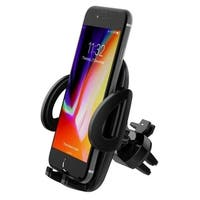 Mpow Car Mount Holder, Universal Cell Phone Cradle with 3-level Adjustable Clamp