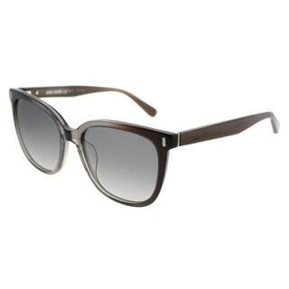 Bobbi Brown Cat-Eye The Annabel KB7 Women Grey Frame Grey Gradient Lens Sunglasses