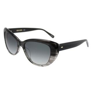 Bobbi Brown Cat-Eye The TheSusana 581 Women Havana Black Frame Grey Gradient Lens Sunglasses