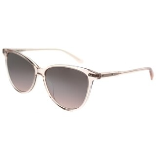Bobbi Brown Square The Patton 22C G4 Unisex Crystal Nuds Frame Grey Gradient Lens Sunglasses