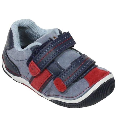 Stride Rite SRT Rowan Sneaker (Toddler) Navy Red