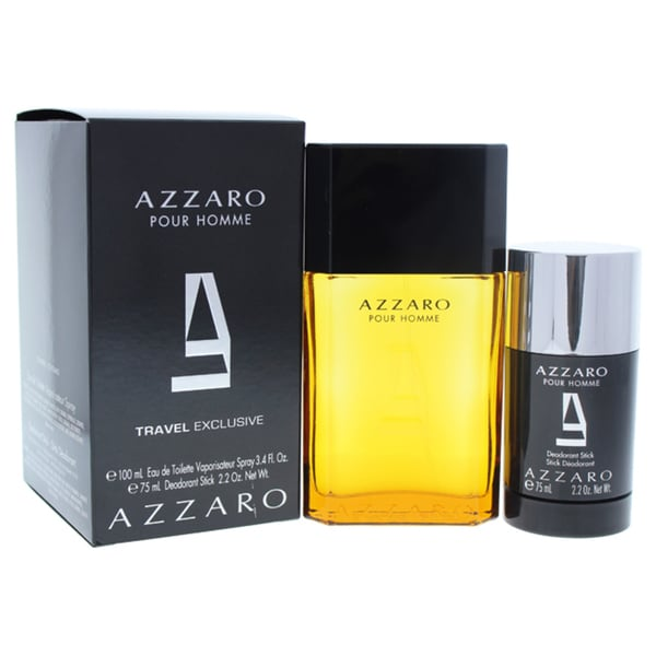 Shop Azzaro Pour Homme Men s 2-piece Set - Free Shipping On Orders ... a98cdfca2b7