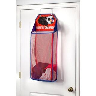 Sports Toss Over the Door Hamper (Flashing Lights)
