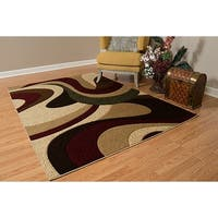 Westfield Home Gallery Dali Multi Accent Rug - 1'10 x 3'
