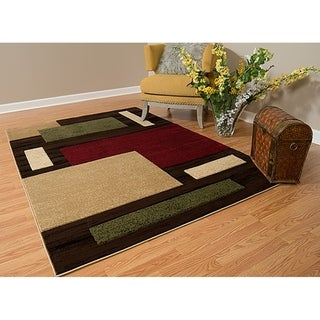 Westfield Home Gallery Monet Multi Area Rug - 7'10 x 10'6