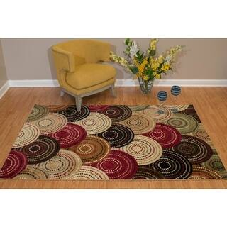 Buy Accent Red Dots Area Rugs Online At Overstockcom Our Best