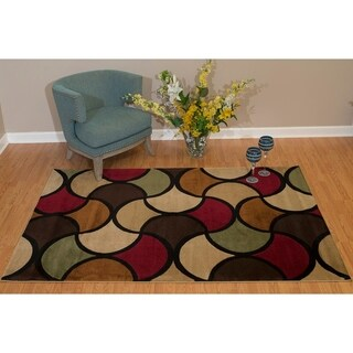 Westfield Home Gallery Bridle Multi Area Rug - 7'10 x 10'6