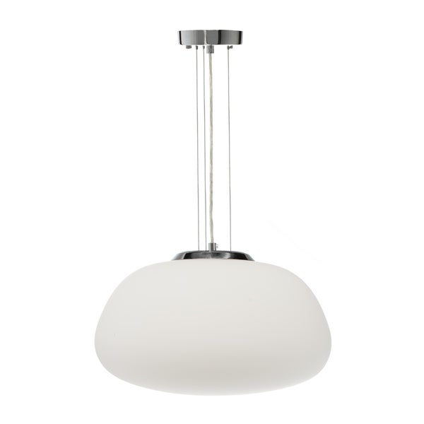 Opal Glass Single Light Pendant- Small
