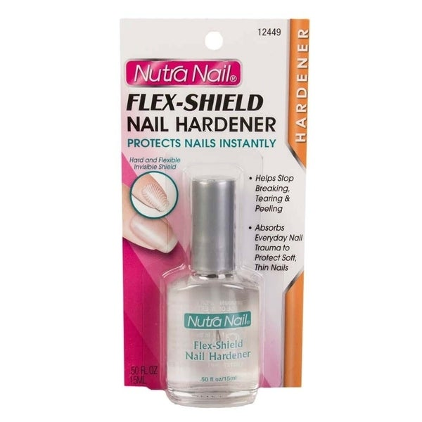 Nutra Nail Flex-Shield 0.5-ounce Nail Hardener - Free Shipping On ...