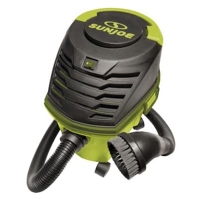 Sun Joe SWD2500 2.5 Gal Ultra-Portable Wheeled Wet/Dry Vacuum
