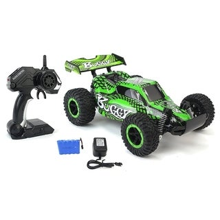 Cheetah King Remote Control RC Buggy Car 2.4 GHz 1:16 Scale