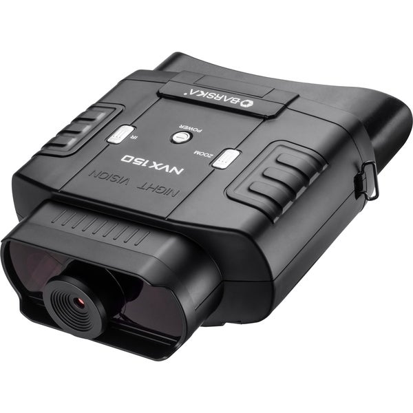 Barska Night Vision NVX150 Infrared Illuminator Digital Binoculars 34249214