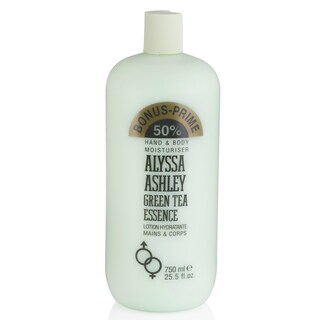 Alyssa Ashley Green Tea Essence 25.5-ounce Body Moisturizer Lotion
