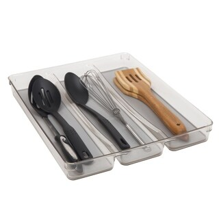 3 Compartment Oversized Cutlery Tray