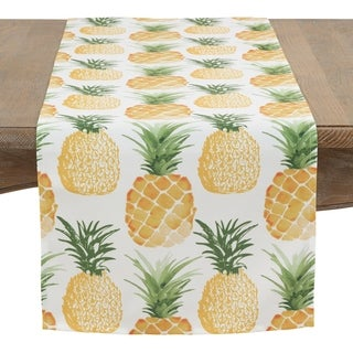 Pass the Pineapple Table Runner