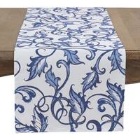 Vivid Vines Cotton Runner