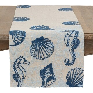 Sea Treasures Table Runner