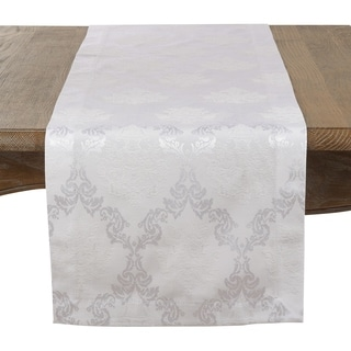 Damask Luxury Table Runner