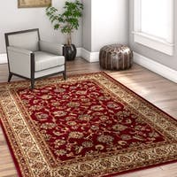 Well Woven Gwalia Traditional French Oriental Area Rug (9'3 x 12'6)