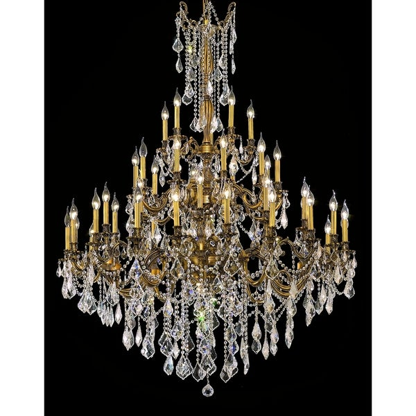 Fleur Illumination Collection 45-light Chandelier