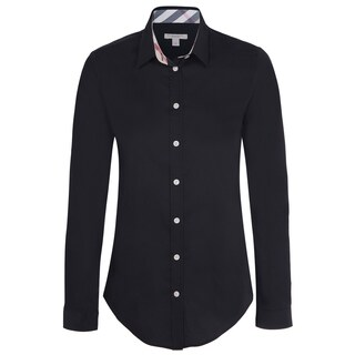 Women's Burberry Black Dress Shirt (3 options available)