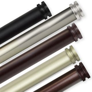 Buy 121 To 170 Inches Curtain Rods Hardware Online At Overstock
